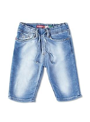 Carrera Jeans Bermuda Play 11 Oz (Azul Claro)