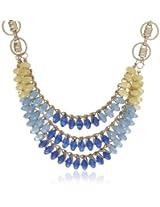 Bansri Choker Necklace for Women (Blue) (N8096 BLU - J2)