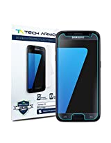 Tech Armor SP-TPU-SAM-GS7-2 HD Clear Screen Protector (Pack of 2)