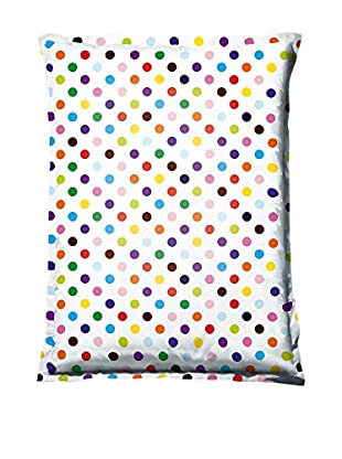Sitting Bull Puff Grande Sb Mega Bag Bubble Blanco/Multicolor