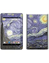 Decal Girl Skin Kit for Google Nexus 7 Tablet - Starry Night (GN7T-VG-SNIGHT)