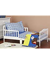Dream On Me All-Star Athlete 4 Piece Toddler Bedding Set