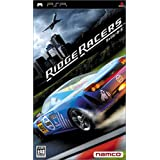 RIDGE RACERS�i���R�ɂ��