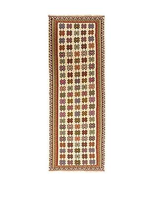 RugSense Alfombra Persian Ardebil Extra Beige/Multicolor 297 x 91 cm