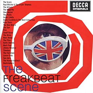 The Freakbeat Scene