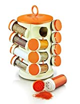 POG Revolving Spice Jar Set -16 Pcs