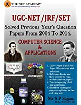 UGC-NET/JRF/SET solved previous years question papers from 2004 to 2014
