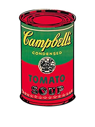 ARTOPWEB Panel Decorativo Warhol Campbell Soup Can 1965
