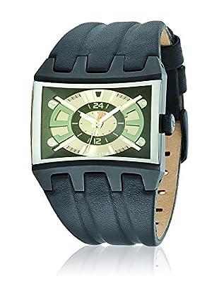 Police Reloj con movimiento cuarzo japonés Man Dimension 42 mm