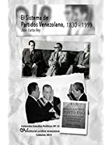 El Sistema de Partidos Politicos Venezolano 1830-1999