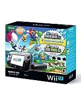 Wii U Console Black Deluxe