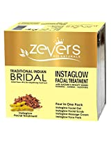 Zever's instaglow kit (80 gms) travel pack