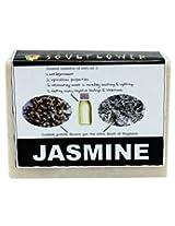 Soulflower Jasmine Soap, 150g
