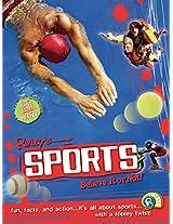 Ripley's Believe It or Not! Twists Sports
