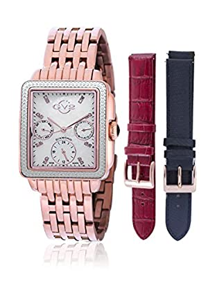Gevril Uhr mit schweizer Quarzuhrwerk Woman Bari Multi 30 mm