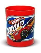 Hotwheels Plastic Mug, Red
