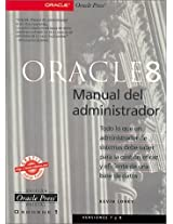 Oracle8 Manual Del Administrador