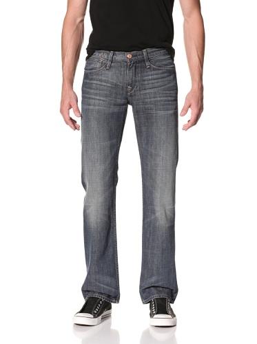 Earnest Sewn Men's Fuller Relaxed Straight Leg Jean (Clarke)