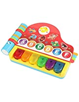 Mee Mee Educational Piano Musical Toy, Multi Color