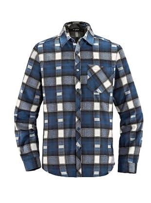 VAUDE Camisa Nezza Long Sleeve (Azul oscuro)