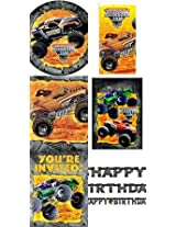 Monster Jam Party Pack 8 Guest