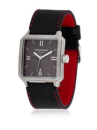 Armand Basi Reloj Stone Negro Negro