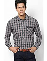 Grey Casual Shirt KILLER