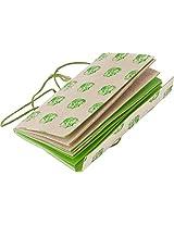 Haati Chaap Bahi Katha Book-size Hand Sewn Gift Set (6.5 x 4 inches)