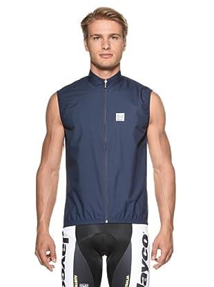 Santini Camiseta Windstopper (Azul)