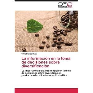 La Informacion En La Toma de Decisiones Sobre Diversificacion