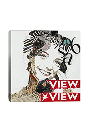 Ines Kouidis View View Giclée on Canvas