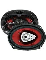 "BOSS Audio CH6920 Chaos Exxtreme 350-watt 2 way auto 6"" x 9"" Coaxial Speaker"