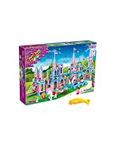 Banbao 8363 Moonlight Castle Set 960pcs (Compatible With Legos) With Brick Remover