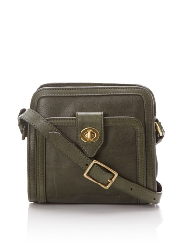 Steven Alan Women's Francoise Handbag (Forest green)