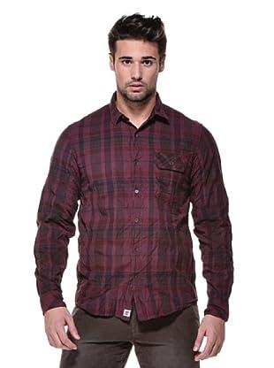Timberland Camisa Allendale (Burdeos)