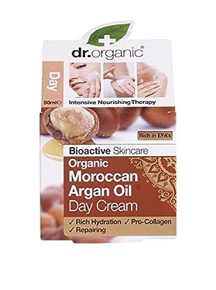 Dr Organic Crema Viso Giorno Moroccan Argan Oil 50 ml