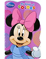 Disney® Minnie Mouse Board Book - My Book of Colors