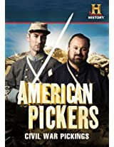 American Pickers: Civil War Pickings