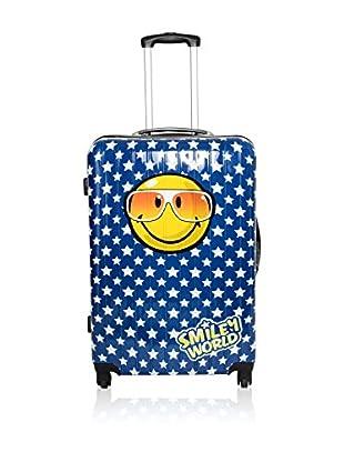 Smiley World Trolley Rígido 89025/58 56 cm