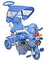 Mee Mee Tricycle With Canopy (Blue)