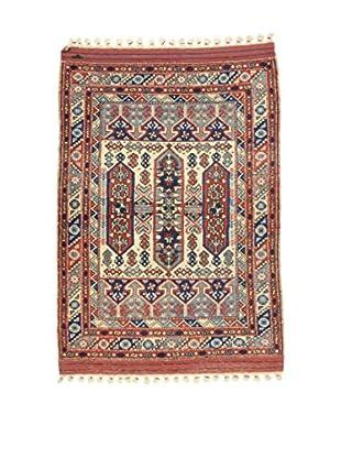 Eden Teppich Konya Antik mehrfarbig 112 x 147 cm