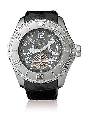 Vip Time Italy Uhr mit Japanischem Automatikuhrwerk VP5034ST_ST schwarz 50.00  mm