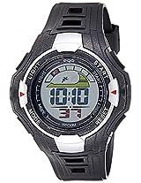 Ego by Maxima Digital Grey Dial Men's Watch - E-38882PPDN