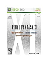 Final Fantasy XI: Chains of Promathia, Rise Of The Zilart, Treasures of Aht Urhgan - Xbox 360
