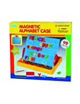 megcos Magnetic Alphabet Case