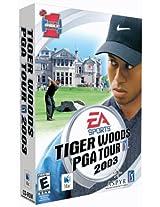 Tiger Woods PGA Tour 2003  - Mac