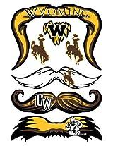 StacheTATS Wyoming Temporary Mustache Tattoos