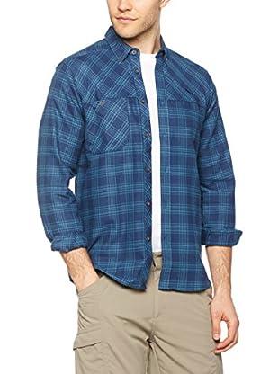 Salewa Camisa Hombre Puez Flannel Pl M L/S Srt