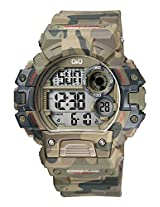 Q&Q Digital Multi-Color Dial Watch for Men, Boys-M144J005Y