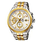 Casio Edifice Chronograph Multi-Color Dial Men's Watch - EF-556SG-7AVDF (ED426)